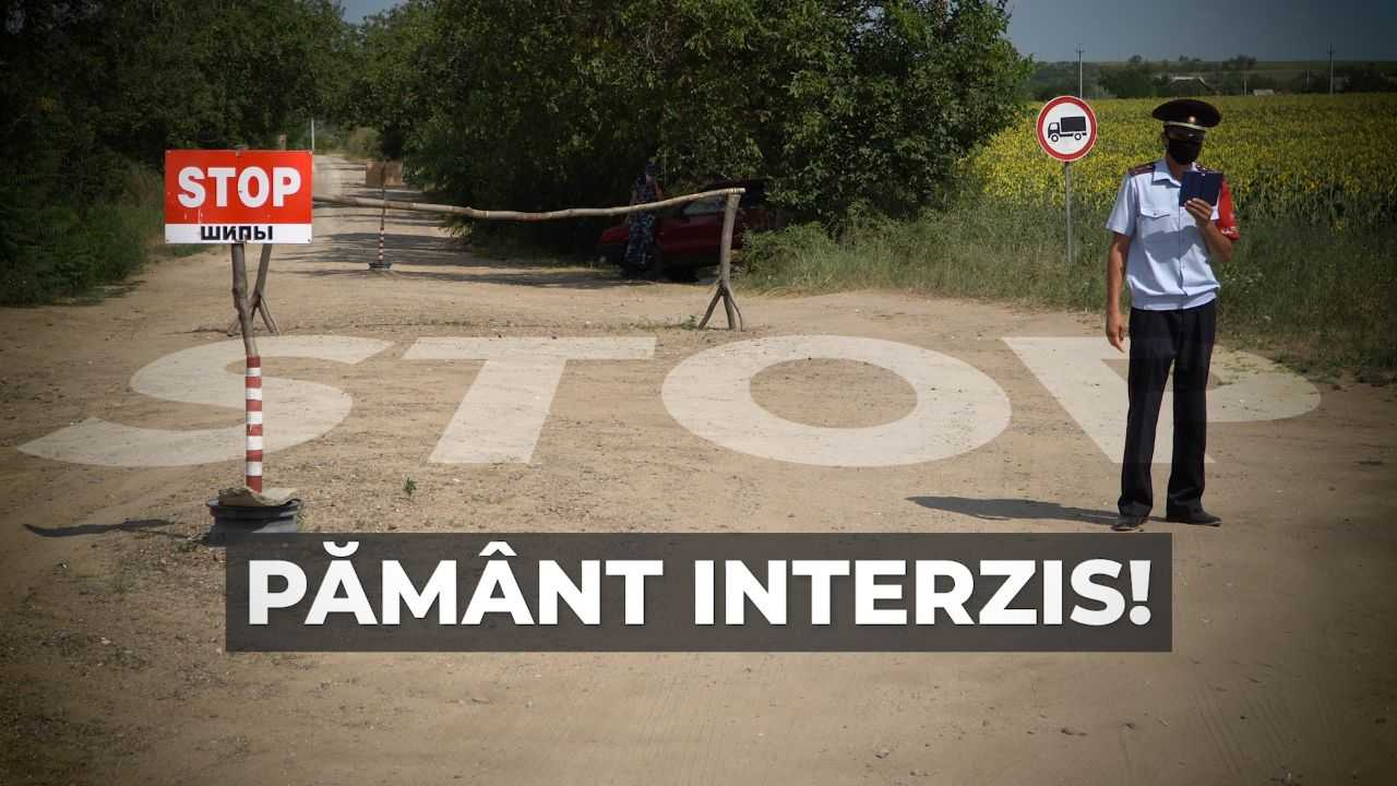 Stop! Pământ interzis