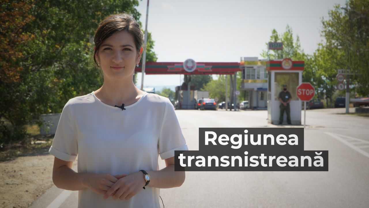 Ce este regimul autoproclamat de la Tiraspol?