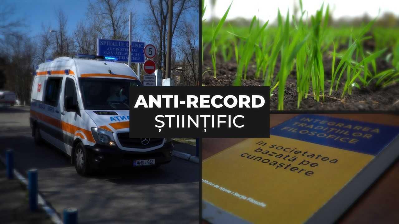 Anti-record științific