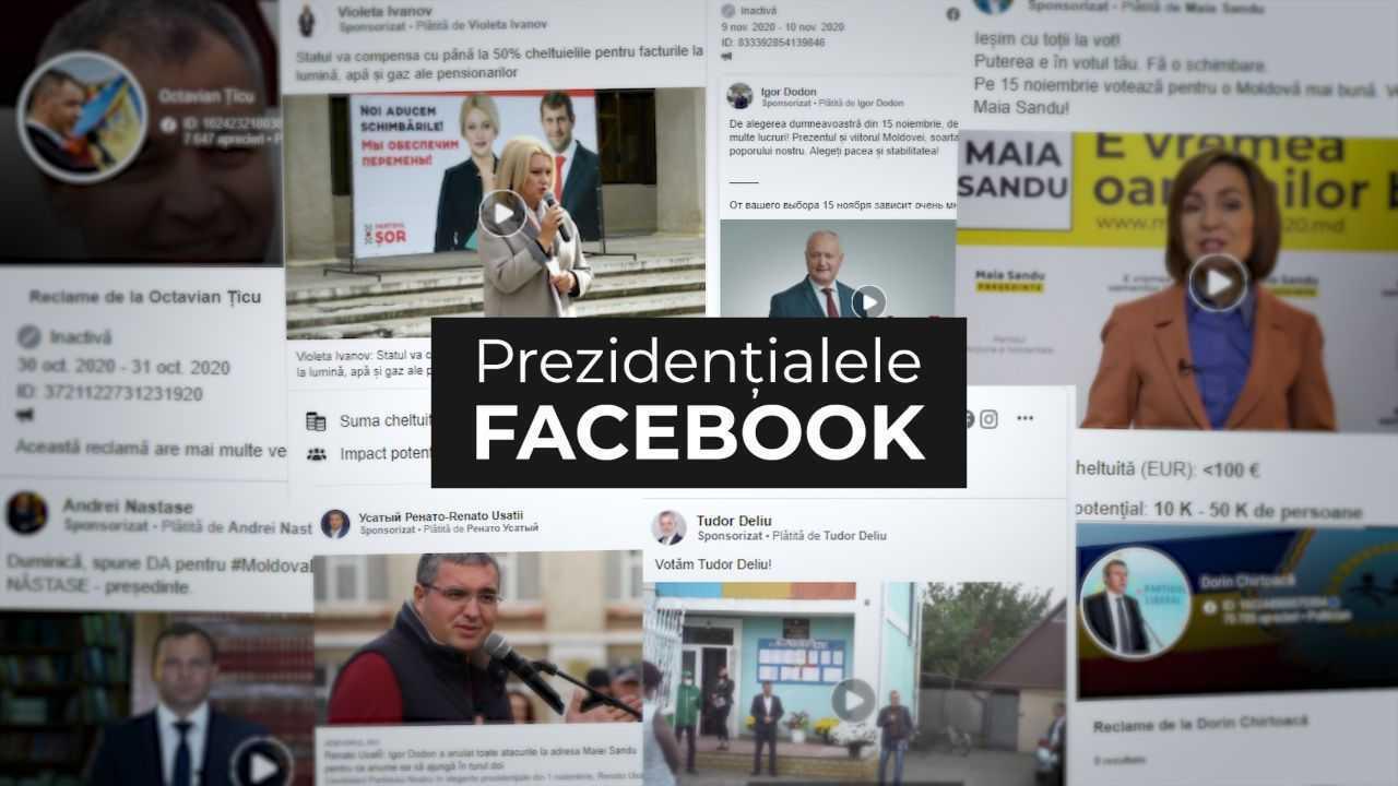 Prezidențialele Facebook